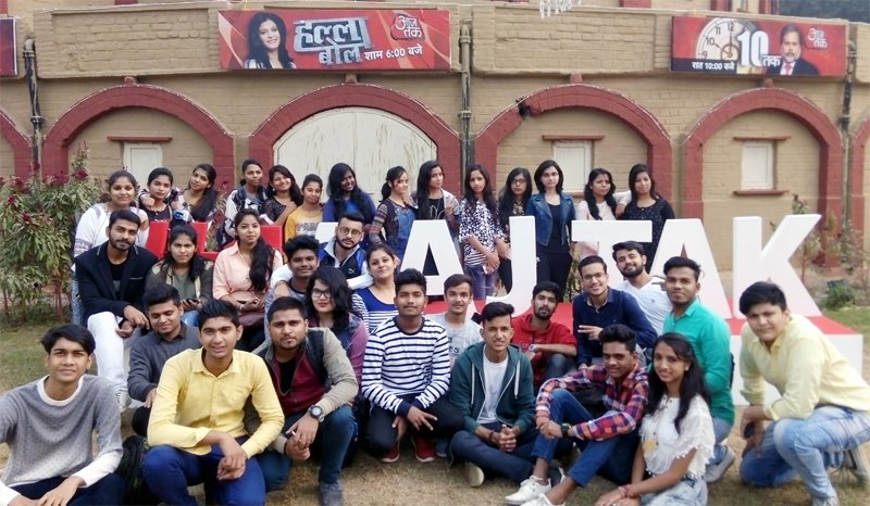 anchoring courses college in delhi